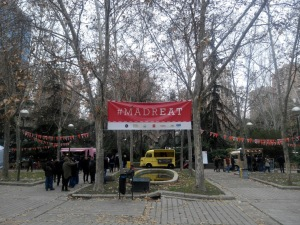 madreat,foodtruck,Madrid