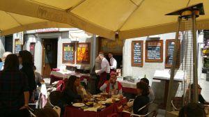 El Escorial com dica de restaurante 6