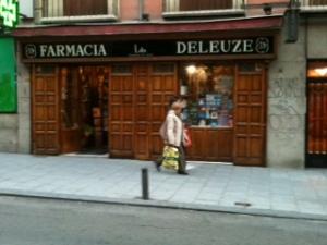 Farmácia clássica madrileña. Foto: Juan Freire/CCommons